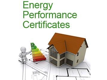 Performance certificate (EPC) in UK