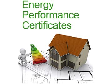 Energy Performance certificates (EPC) in UK